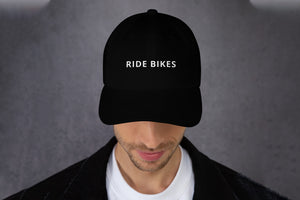 Ride Bikes Dad Hat