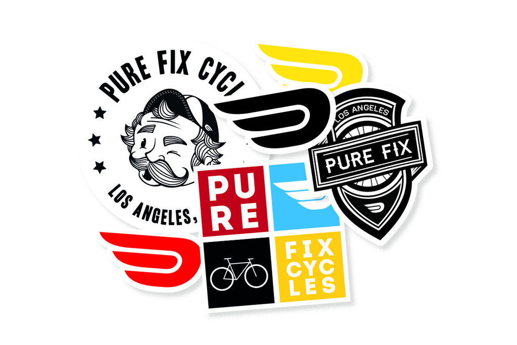 Pure Fix Sticker Pack