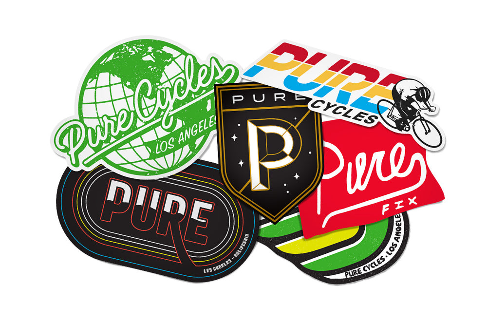 Pure Sticker Pack