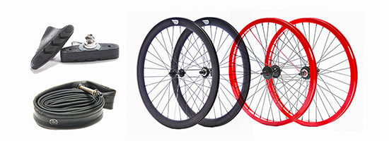 Wheelsets and Accessories