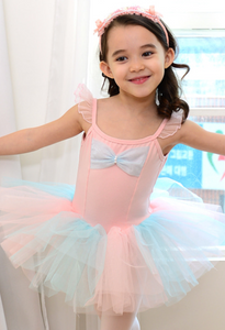 Big Ribbon Tutu dress