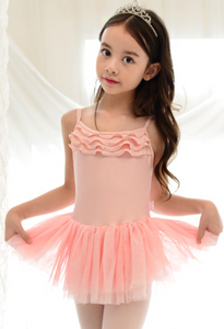 Frilly Tutu dress (Pink)