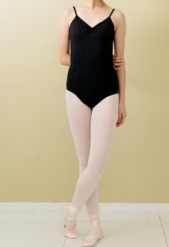 Double dart line leotard (2 in 1)