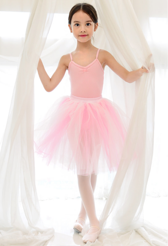 Tutu - Romantic tutu (White + Pink)
