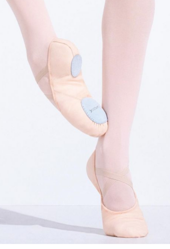 Capezio - 2028C Canvas Juliet Ballet Shoe