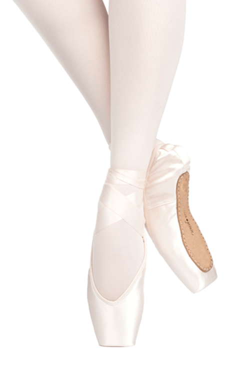 Russian Pointe - Rubin V-cut (Flexible Medium)