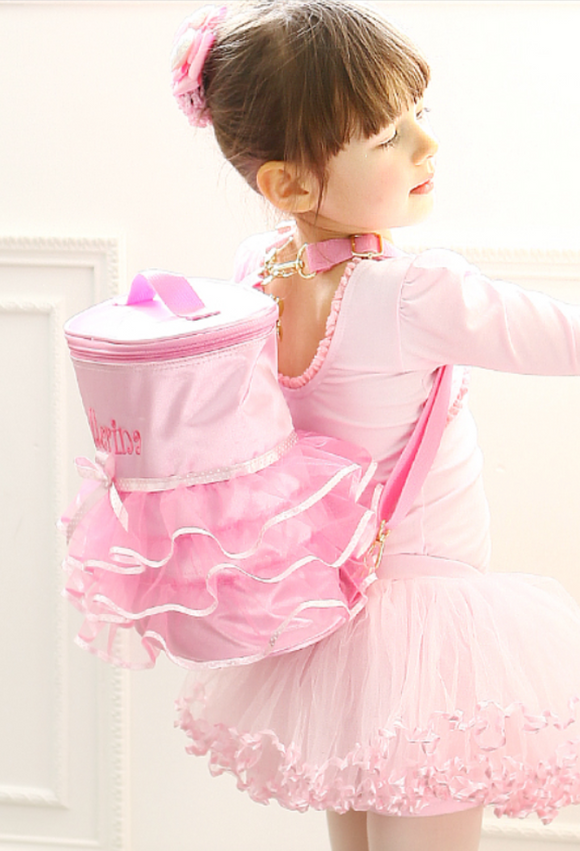 Ballerina tutu backpack - Pink