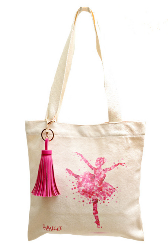 Rose petal eco-bag