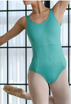 Slim line leotard (Mint)