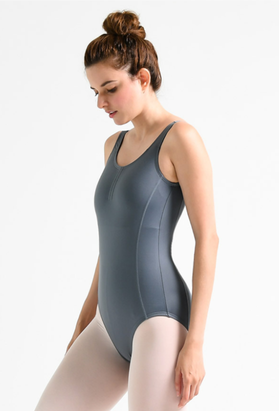 Slim line leotard (Gray)