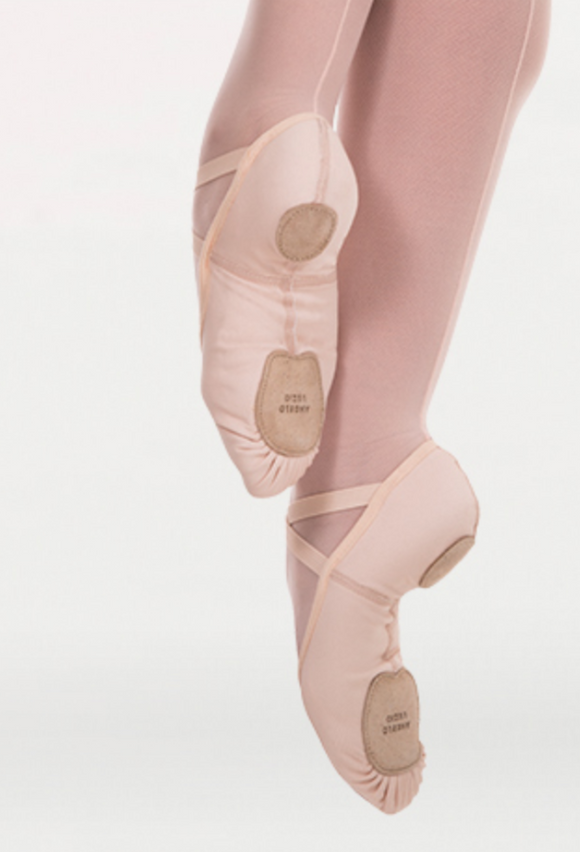 Body Wrappers - INSTANT FIT 4-Way TotalSTRETCH® Ballet Slipper (Peach)