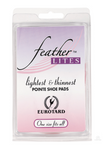 Eurotard - Pointe Comfort Feather Lites Gel Toe Pads