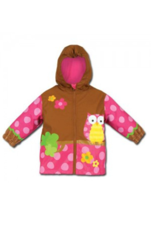 Stephen Joseph - Owl Raincoat