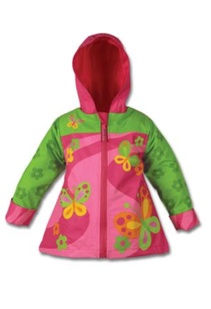 Stephen Joseph - Butterfly Raincoat