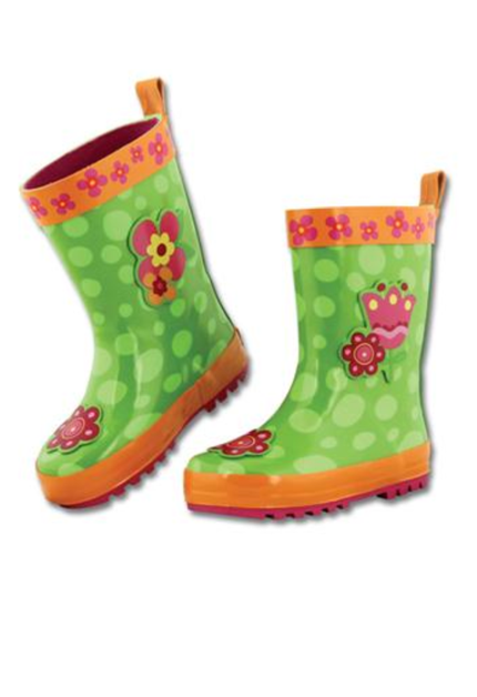 Stephen Joseph - Flower Rainboots