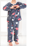 Flying Heart Pajamas