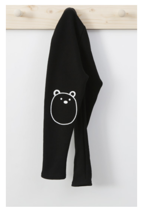 Chubby Bear Fur Leggings