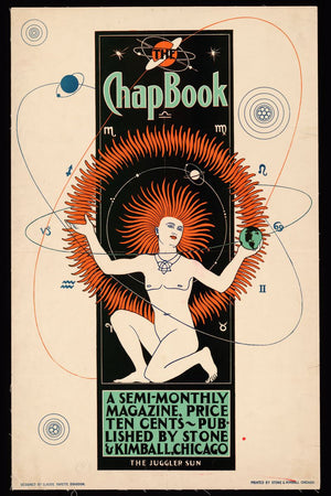 The Chap-Book No. 14: The Juggler Sun - 1895