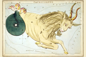 Capricornus by Sidney Hall - 1824
