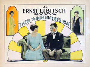Ernst Lubitsch's Lady Windermere's Fan - 1925