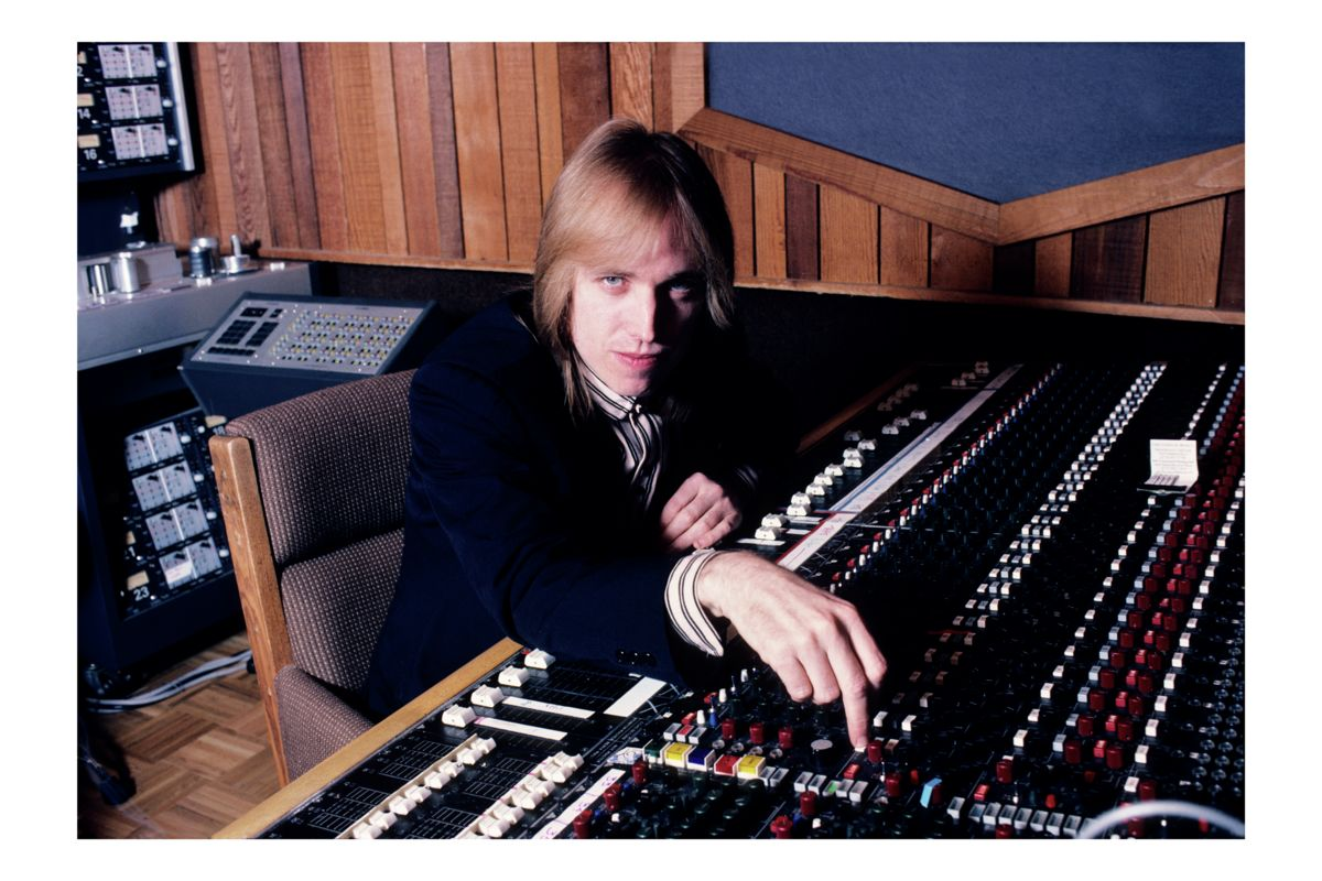 Tom Petty by Mark Weiss - 1985