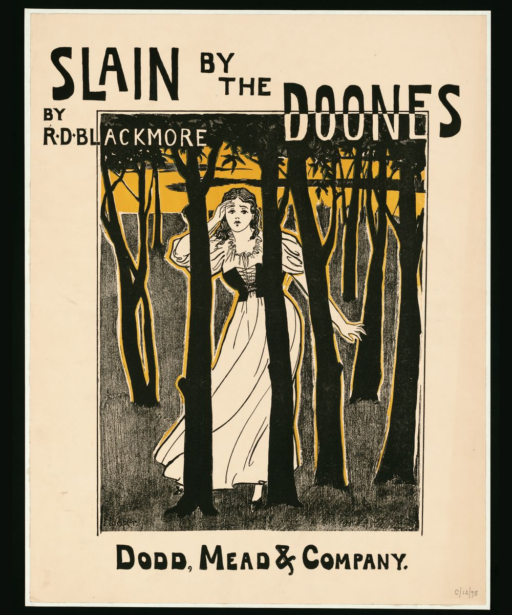 Slain By Doones by Will Hooper - 1896