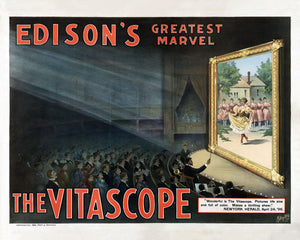 Edison's Greatest Marvel - 1896