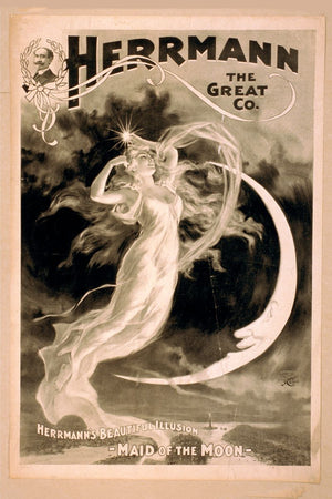 Maid of the Moon - 1898