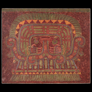 Wall Painting - 500–550 C.E.