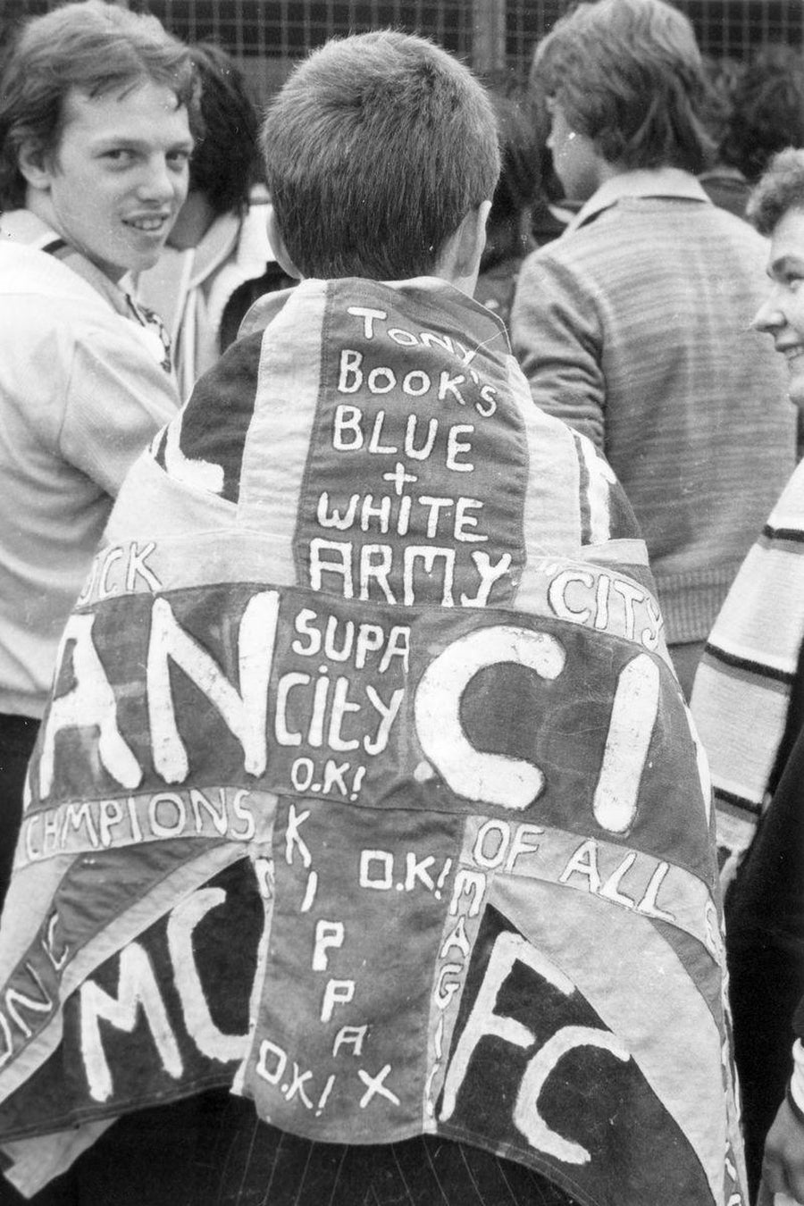Tony Book's Blue and White Army by Iain S. P. Reid, c. 1977