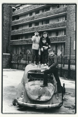 boys on Beetle, Vauxhall Rd area, early 80's