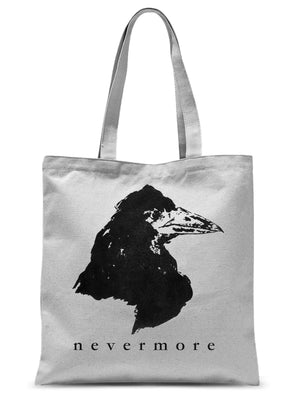 The Raven, 1875 - Sublimation Tote Bag