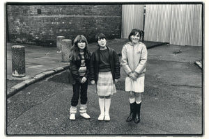 Three Girls in Liverpool by Dave Sinclair
