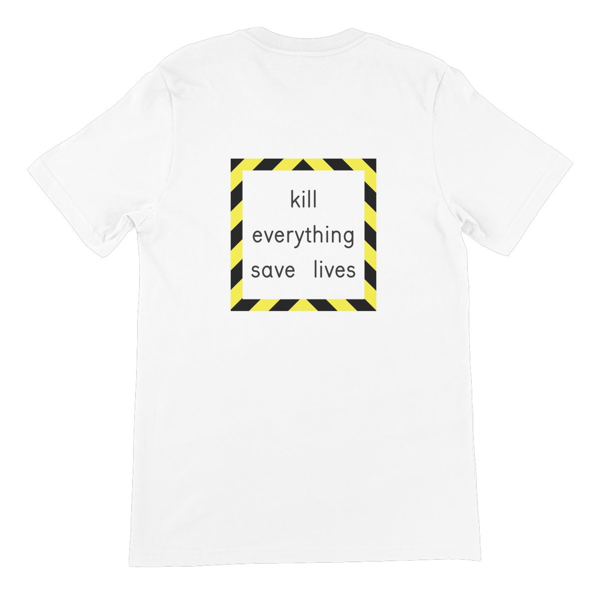 'Kill Everything Save Lives' by Miriam Elia from the best-selling book Let's Do Lockdown.