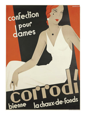 Corrodi by Hans Handschin - 1933