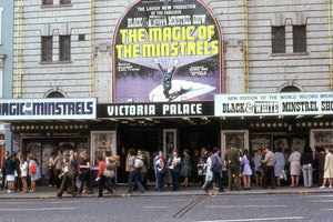 Victoria Palace Theatre, London - 1972
