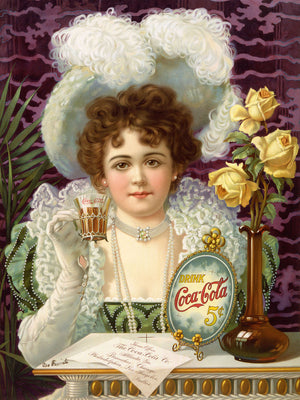 Coca Cola Advert - 1900