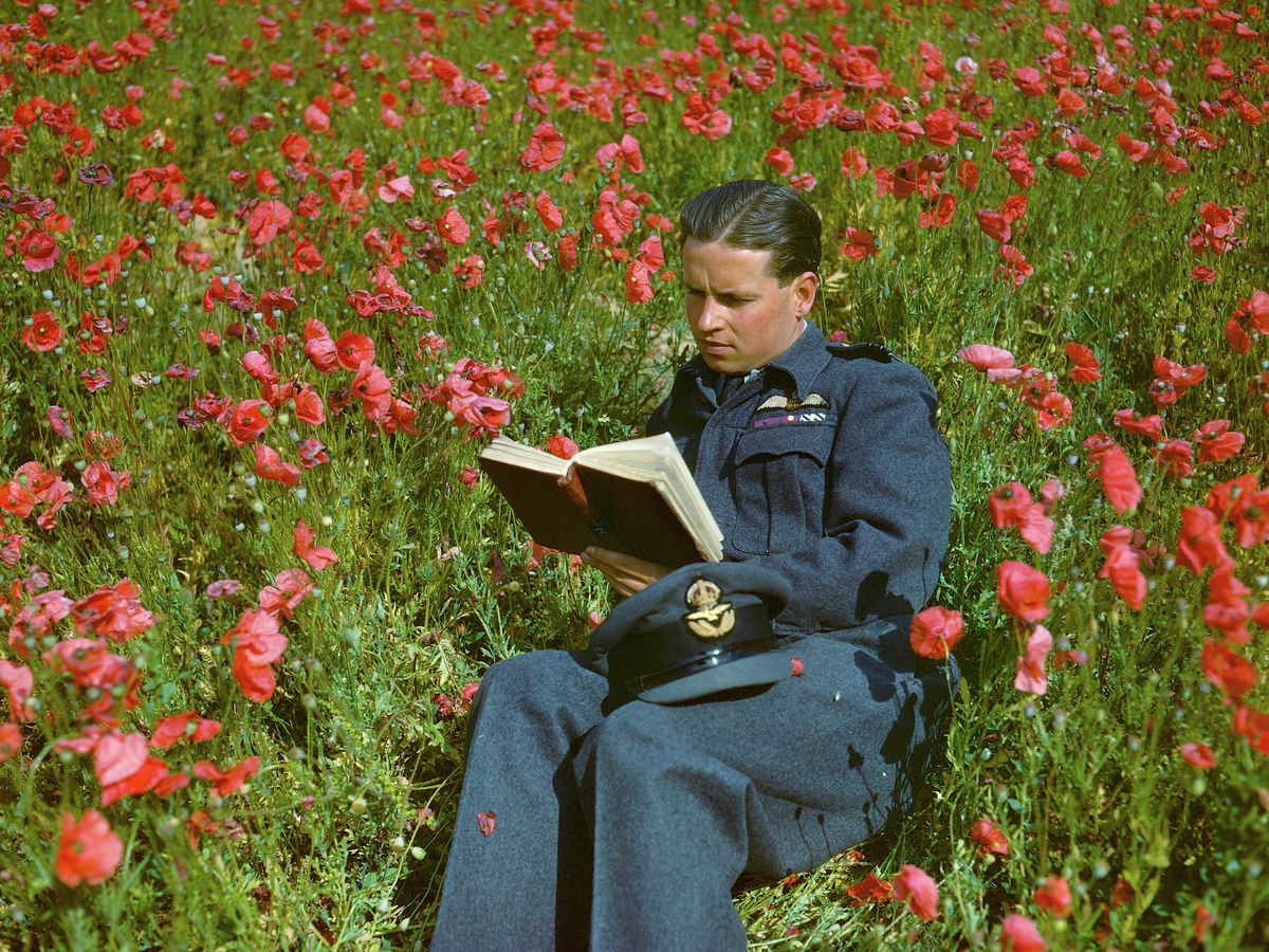 Wing Commander Guy Gibson - 1943