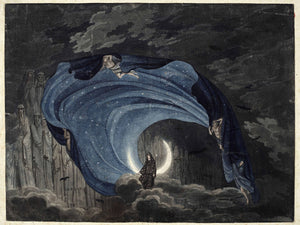 The Queen of the Night by Simon Quaglio - 1818