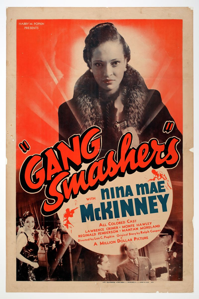 Gang Smashers, movie poster - 1938