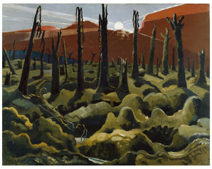 We are Making a New World by Paul Nash - 1918