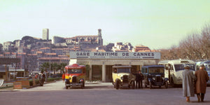 Cannes by Chalmers Butterfield - 1950