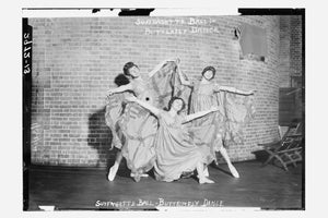 Suffragette Ball, Butterfly Dance - c. 1913