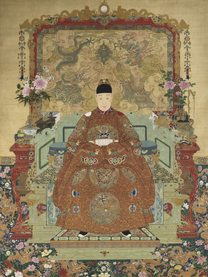 Emperor Zhe, Emperor Xizong, or better known as the Tianqi Emperor in the US. Ming dynasty after 1620
