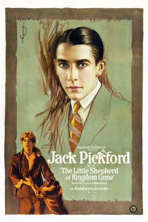 Jack Pickford, movie poster - 1917