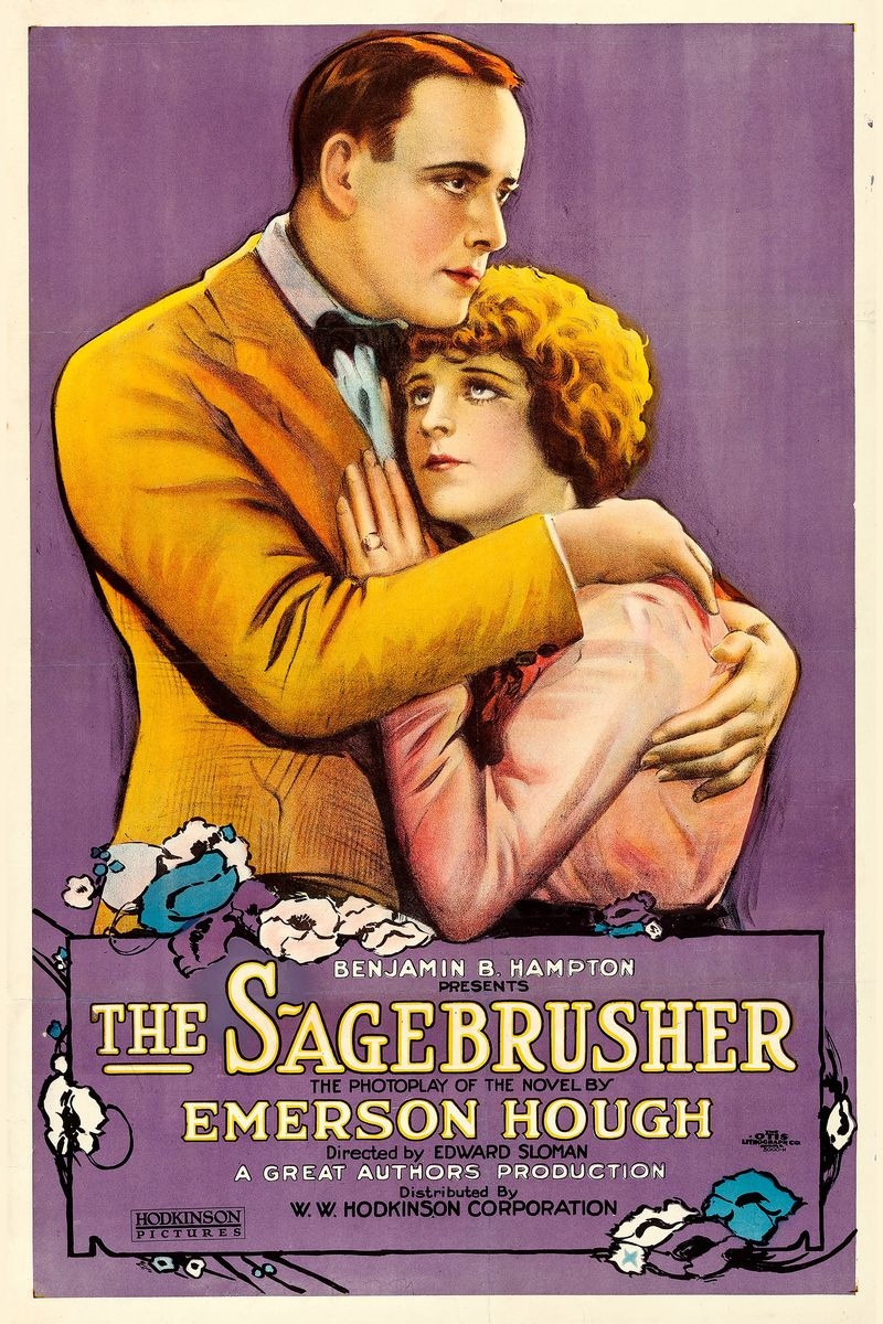 The Sagebrusher - 1920