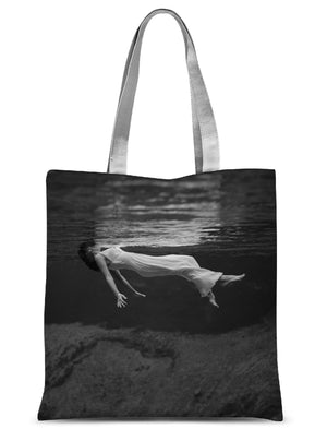 Model Floating, 1947 - Sublimation Tote Bag
