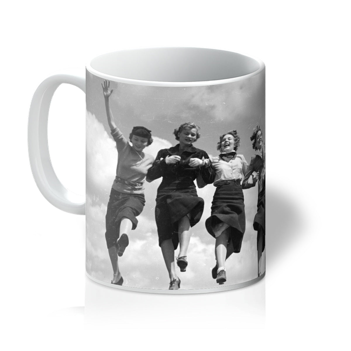 Five Women by Toni Frissell, 1935 - Mug