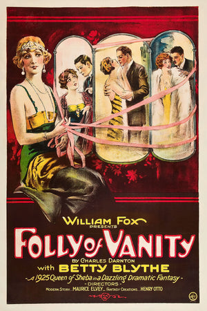 Folly of Vanity