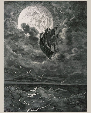 The Adventures of Baron von Münchhausen by Gustave Doré - 1862